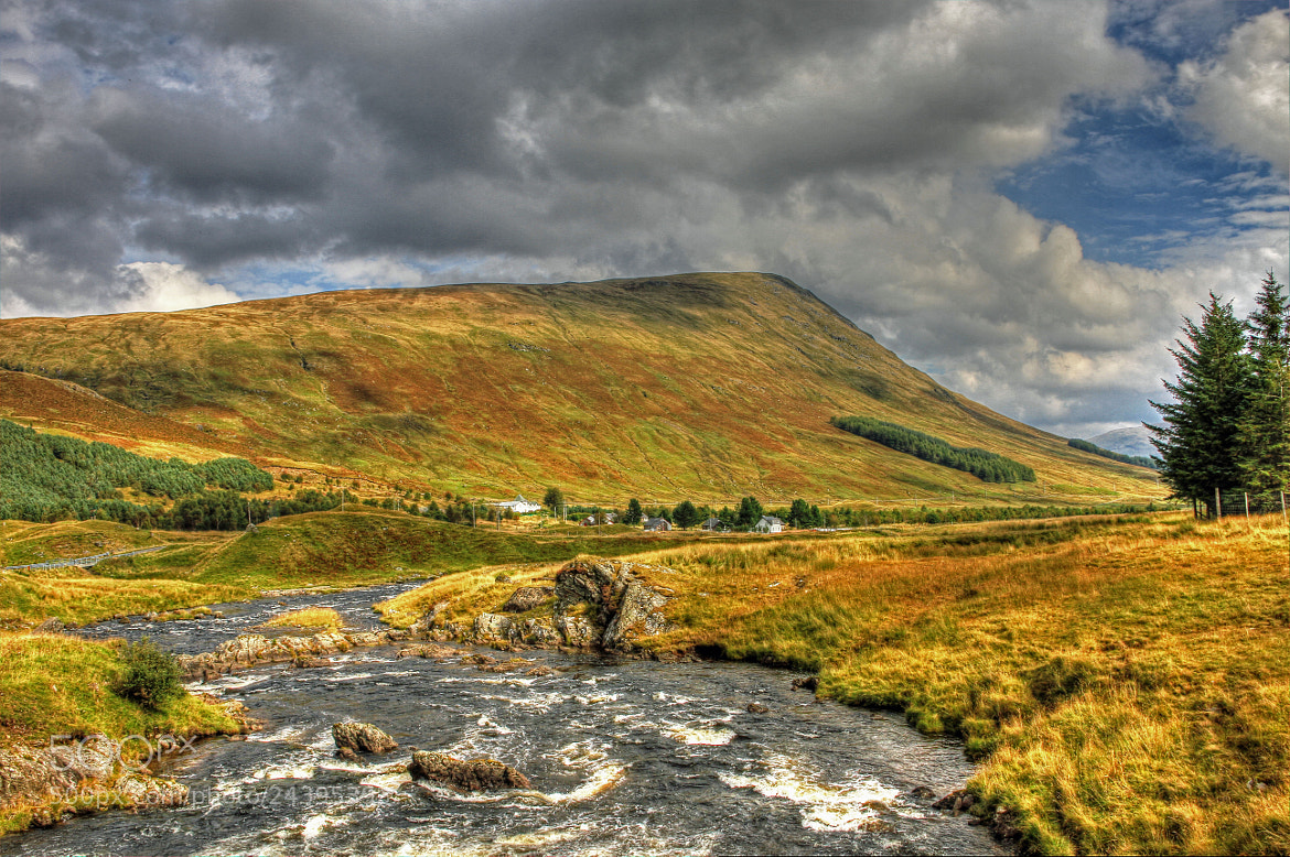 Photograph Day In Glen Lyon 2 by Hilda Murray on 500px