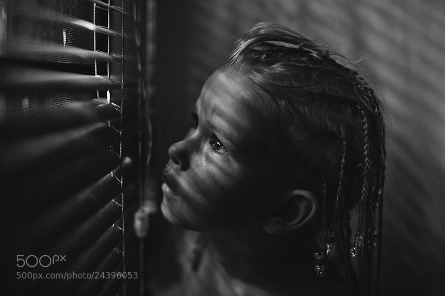 Photograph Native girl by Kristina Kazarina on 500px