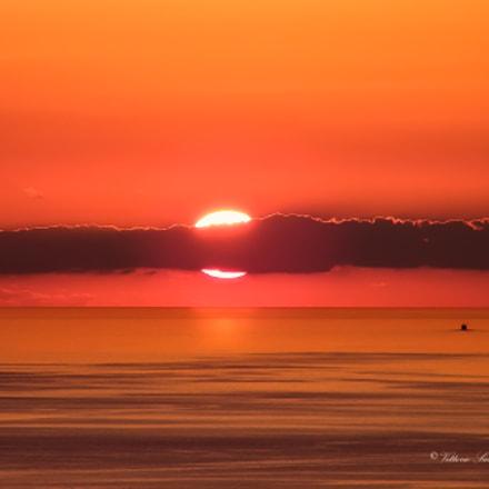 Sunset, Fujifilm FinePix S2000HD S2100HD