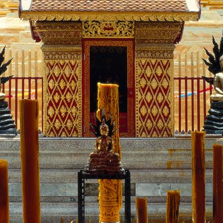 Wat Phra That Doi Suthep - Chiang Mai - Thailand