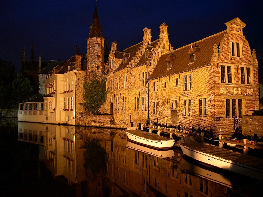 Photograph Beautiful Bruges. by David Patrick on 500px