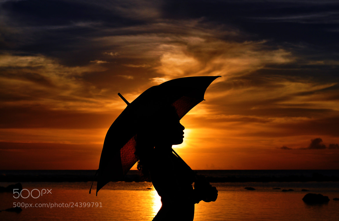 Photograph Silhouette at sunset 3 by Yat Rdrs on 500px