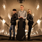 """something totaly differnt, a shooting with """"three ways"""" a newcomer band from the south of Hamburg."""