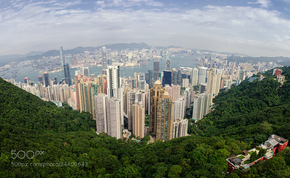 Photograph HK by Alexey Romanov on 500px