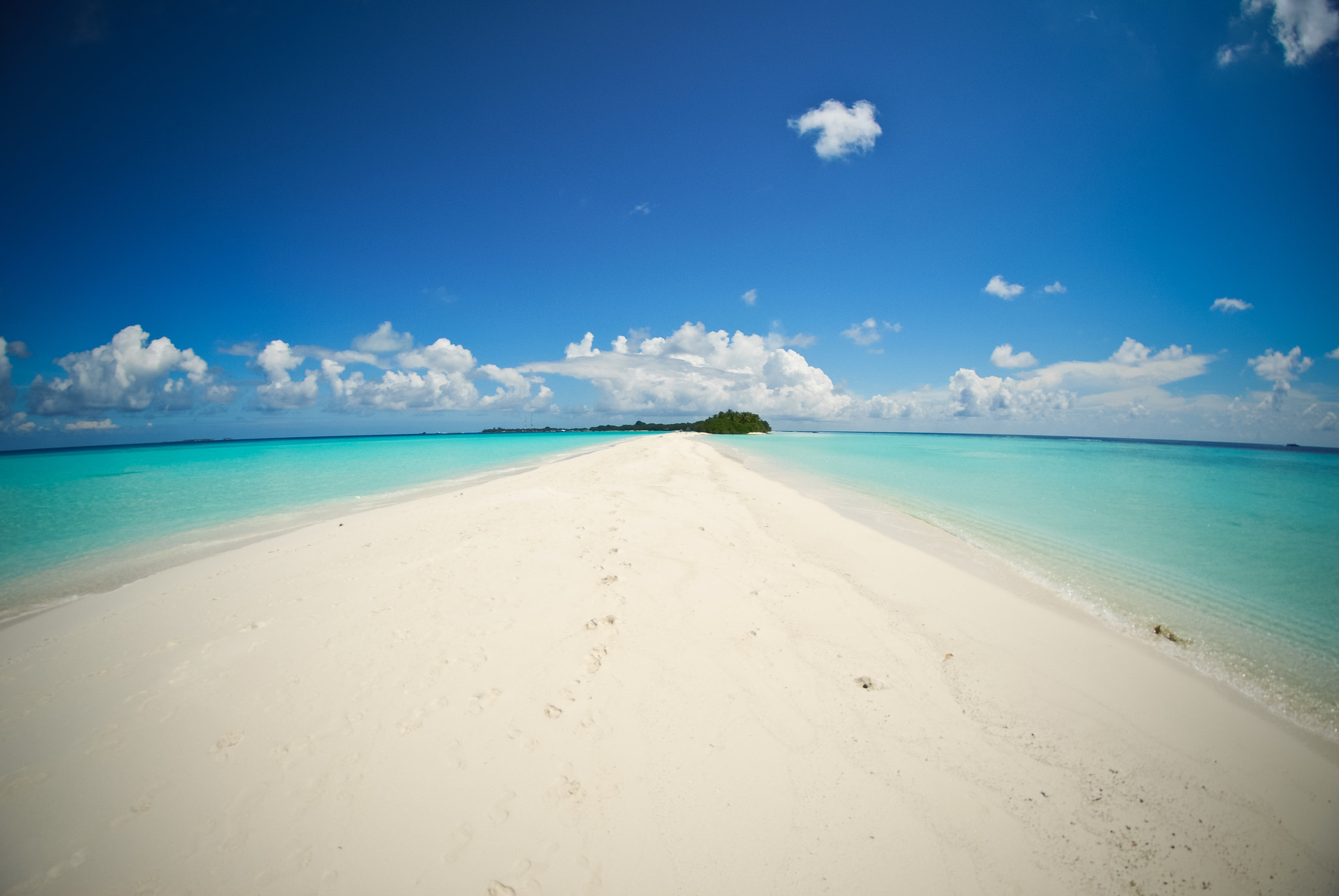 Photograph Lost On An Island - Maldives - by Julien REBOULET on 500px
