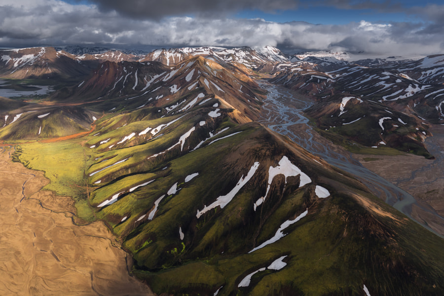 Above the Highlands, автор — Iurie Belegurschi на 500px.com