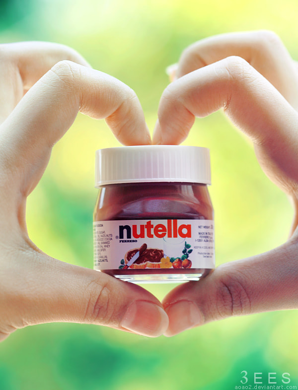 Photograph I HEART Nutella  by Essa Al Mazrooei on 500px