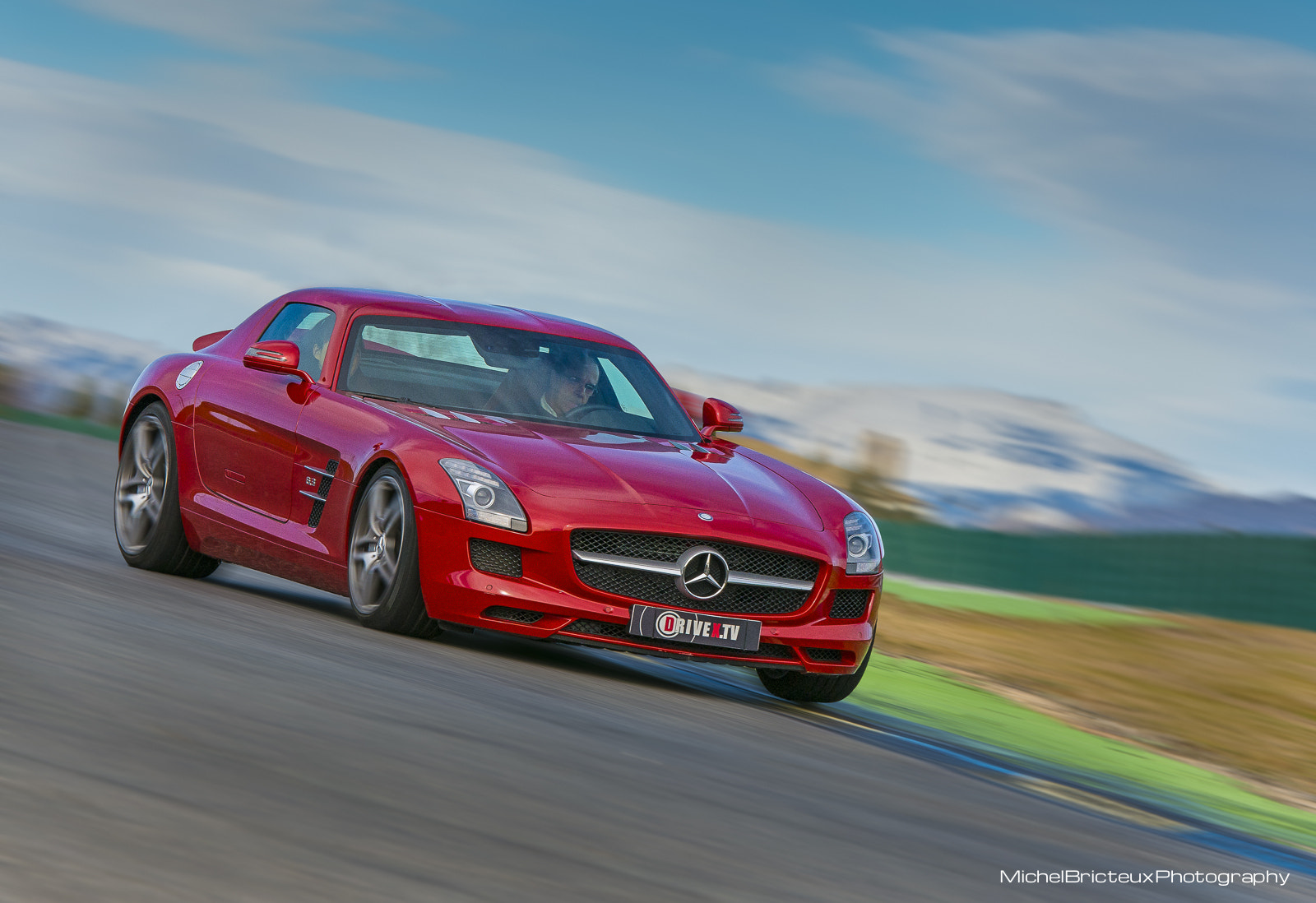 Photograph Mercedes-Benz SLS AMG by Michel Bricteux on 500px