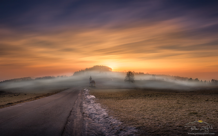 Morning dream, автор — Peter Zajfrid на 500px.com