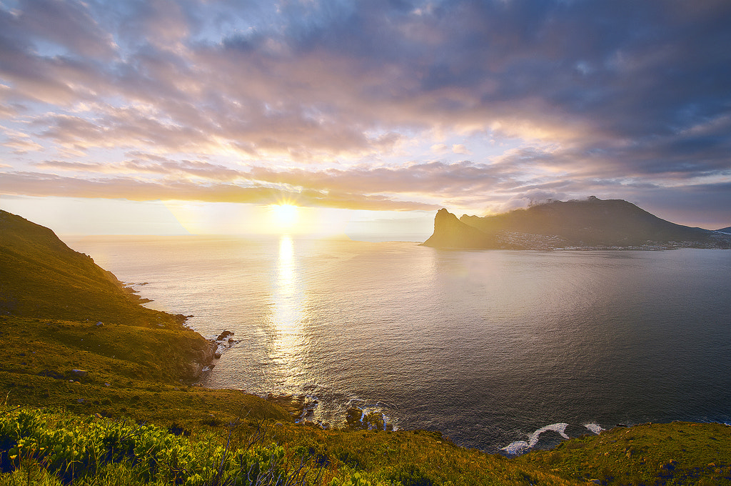 Photograph Hout bay Sunset by Aadil Adam on 500px