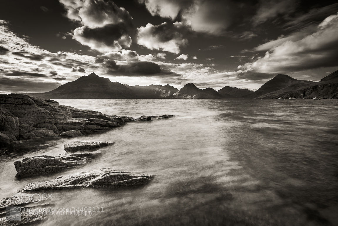 Photograph The Ray of Light over the Cuillin by Maciej Markiewicz on 500px