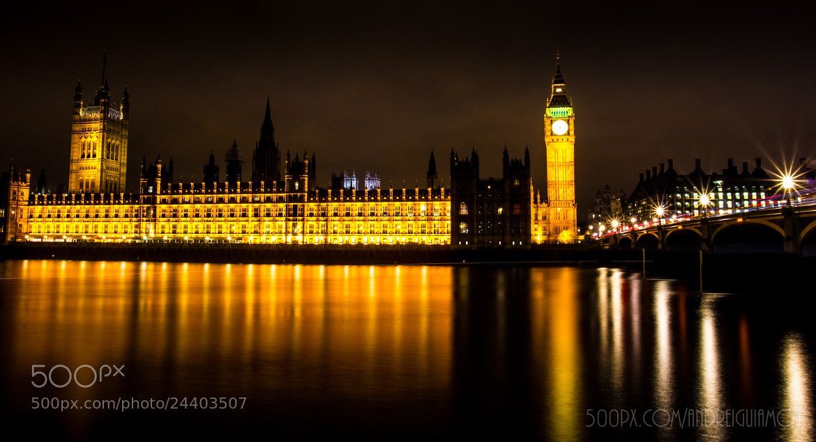 Photograph Parliament House  by Andrei Josef Guiamoy on 500px