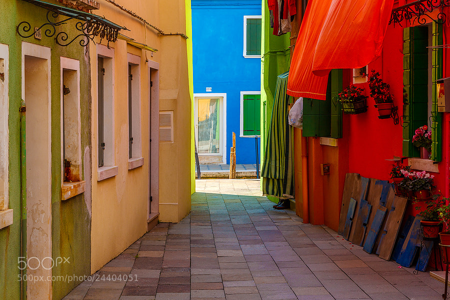 Photograph Burano Afternoon by Jim Nilsen on 500px