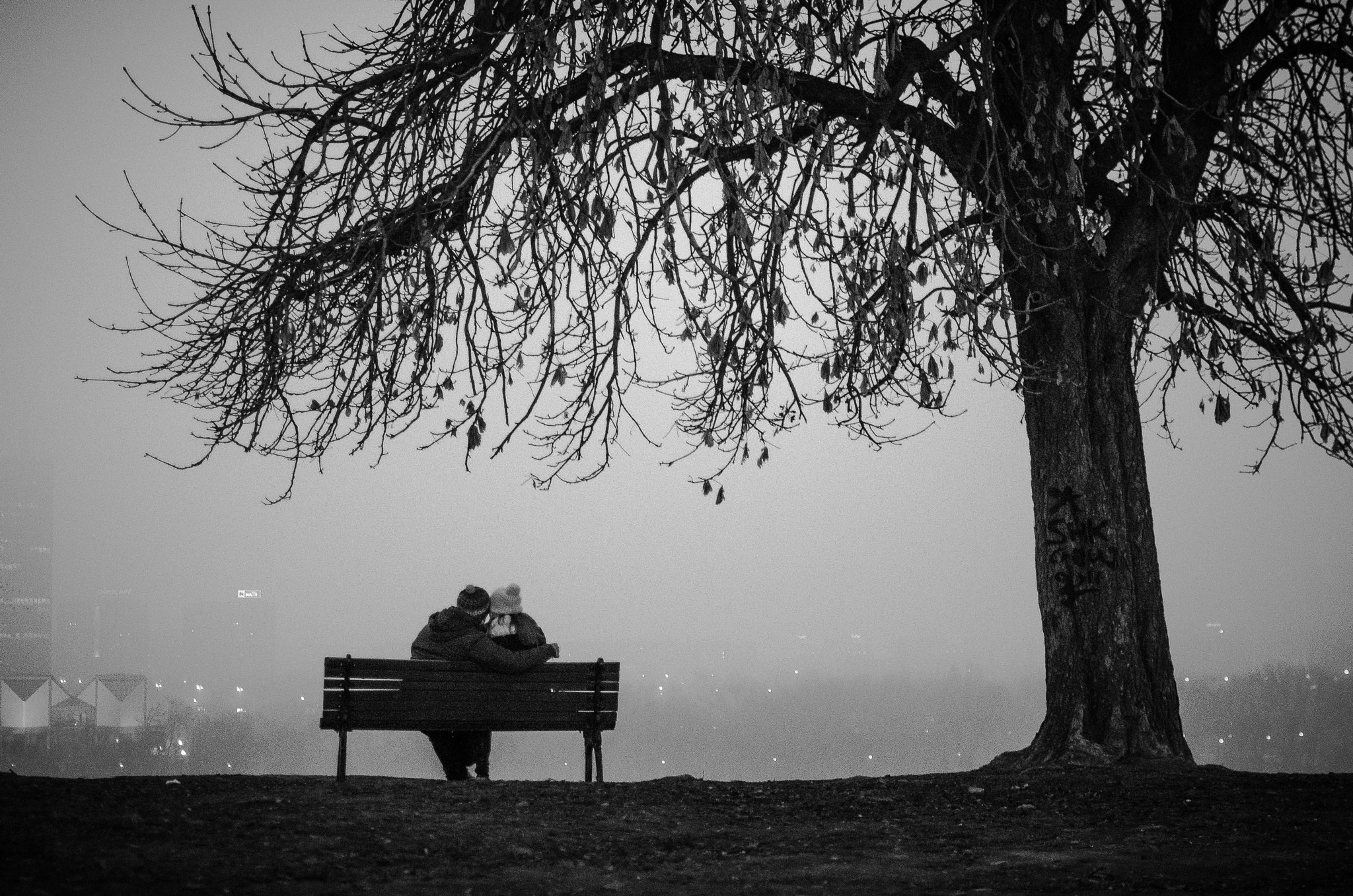 Photograph Lovely couple by Jure Bajt on 500px