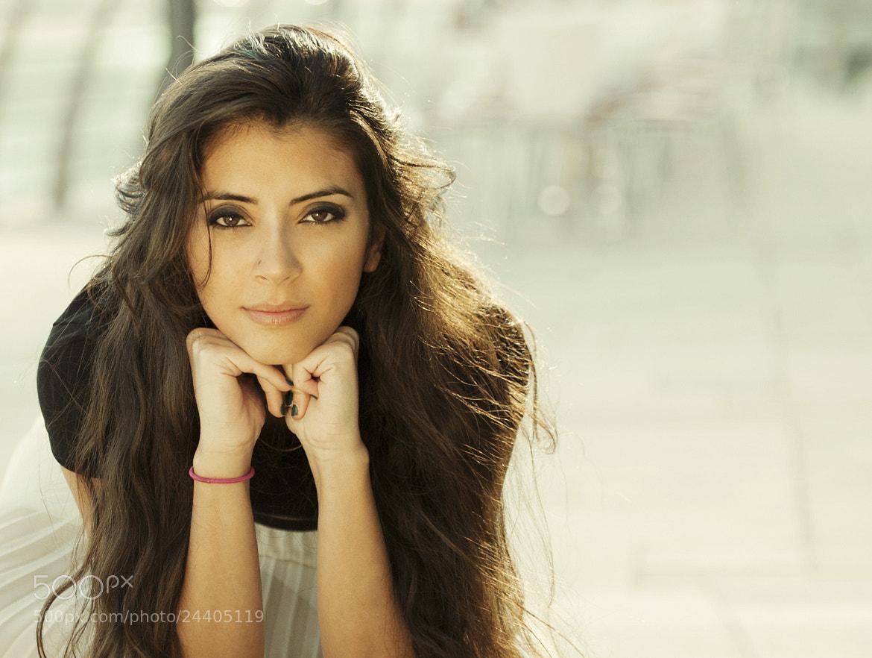 Photograph Stephanie Bou Jawad by Sydney Lobo on 500px