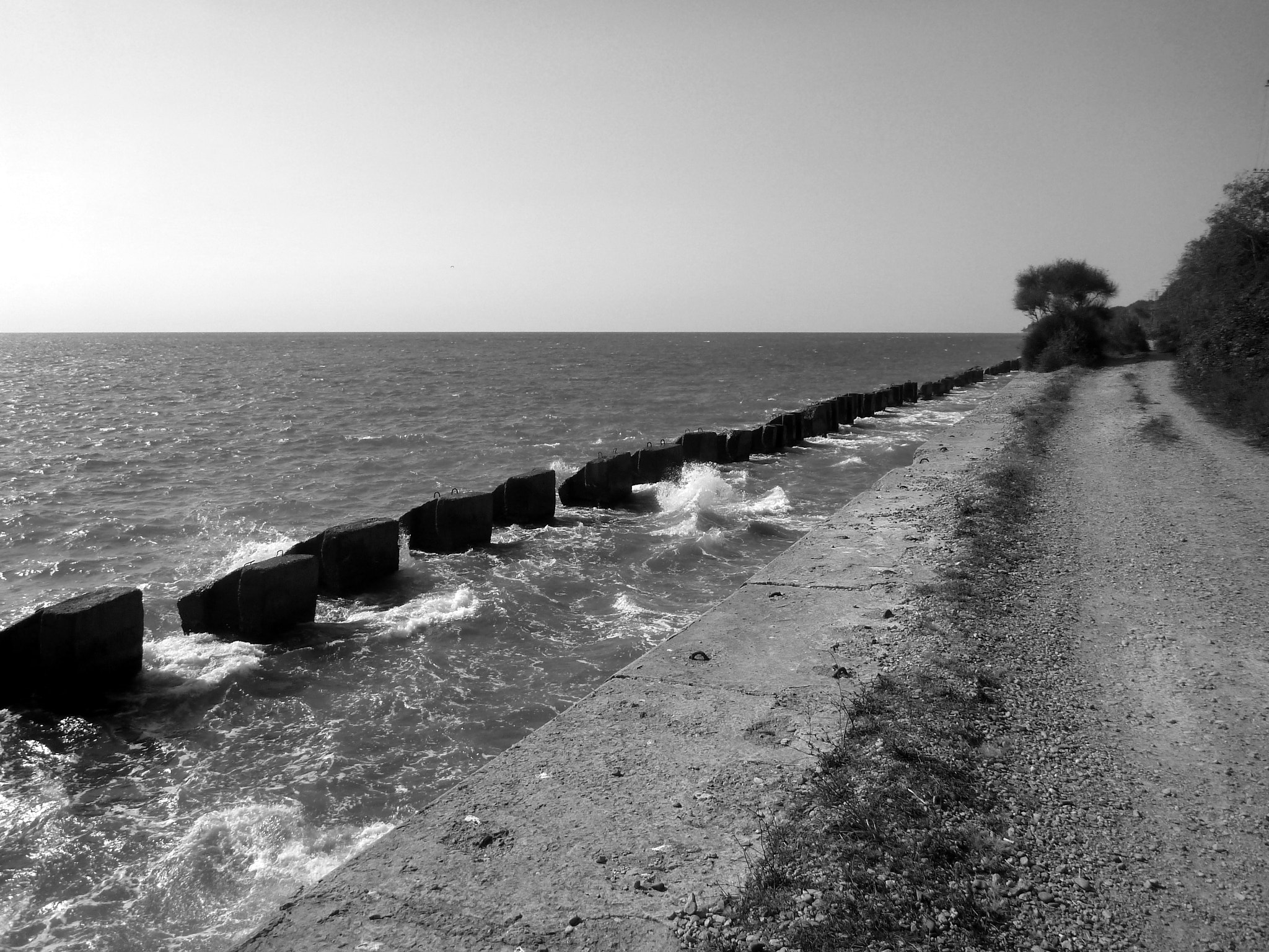 Photograph Sea Road by Artem Mashkov on 500px