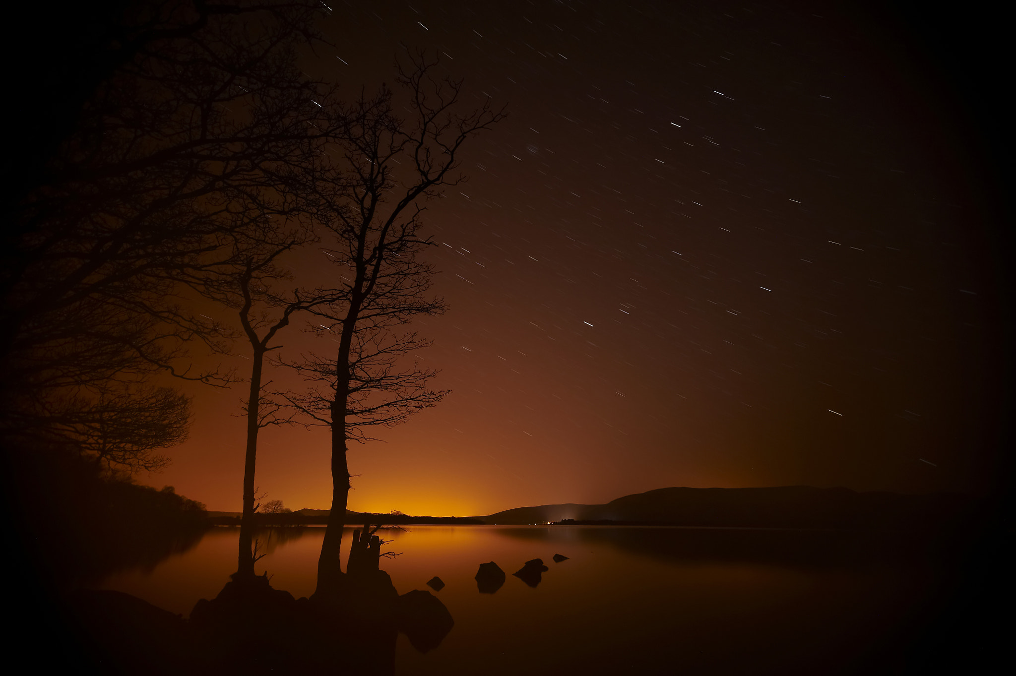 Photograph Loch Lomond At Night by Johnny Graham on 500px