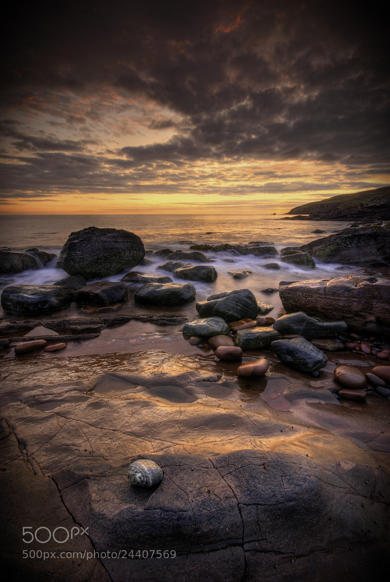 Photograph Stoer Bay by Johnny Graham on 500px