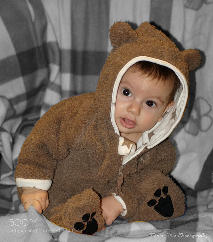Photograph Cute Baby :) by Tânia S Silva on 500px