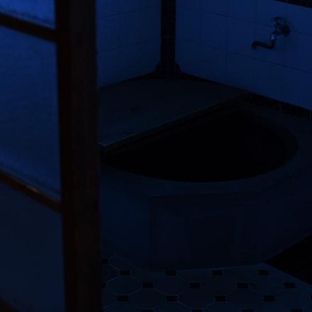 Bathroom, Nikon D750, AF-S Nikkor 58mm f/1.4G