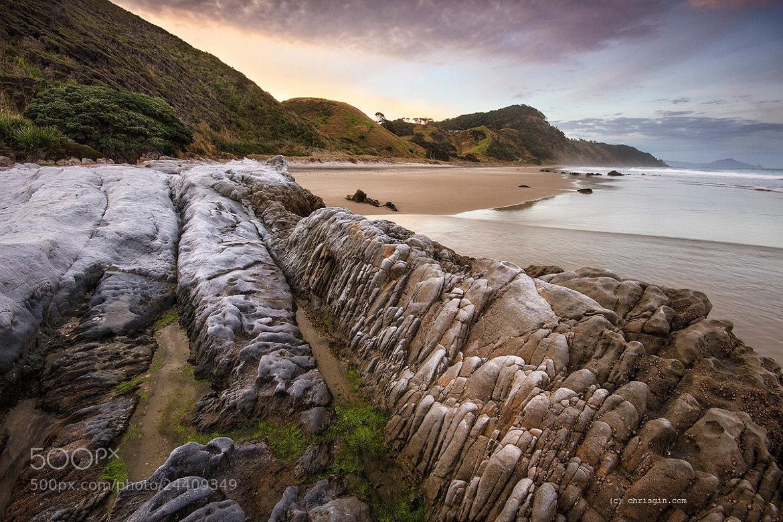 Photograph Mangawhai Rocks by Chris Gin on 500px