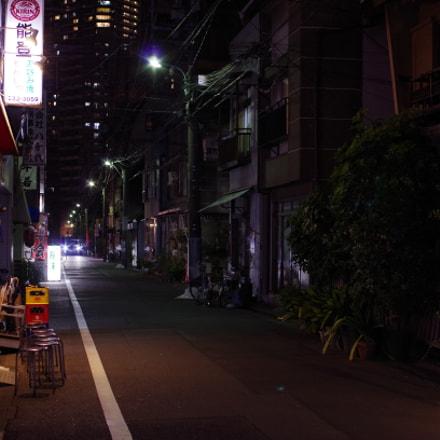 東京・月島, Pentax K-30