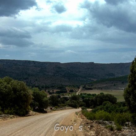 sierra de Albacete, Fujifilm FinePix F20