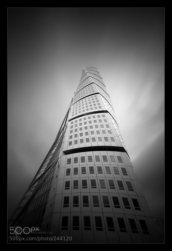 Photograph Turning Torso by Lev Savitskiy on 500px