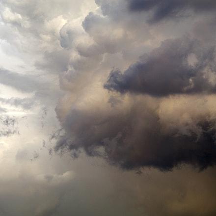 T-Storm over Summer Sky, Pentax K-7, smc PENTAX-DA 50-200mm F4-5.6 ED WR