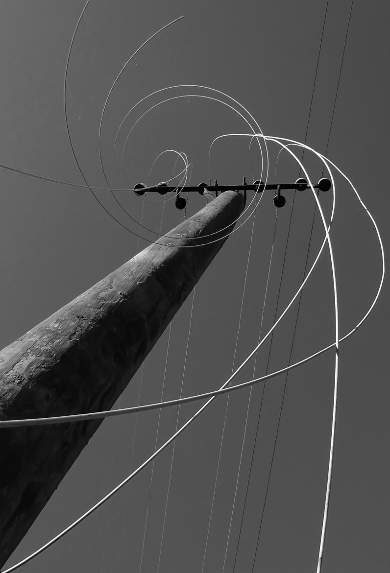 Photograph Wires by mat opaw on 500px