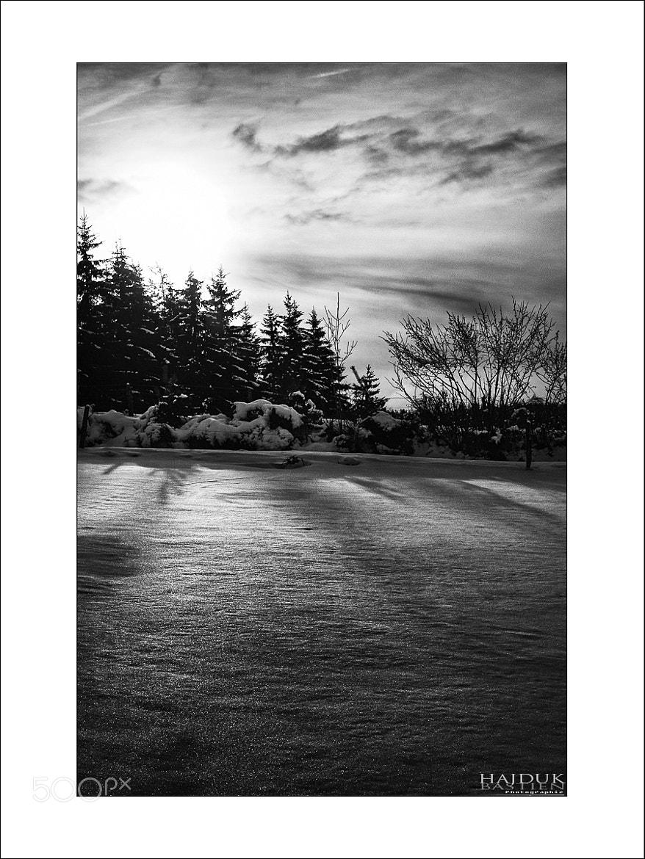 Photograph Winter by Bastien HAJDUK on 500px