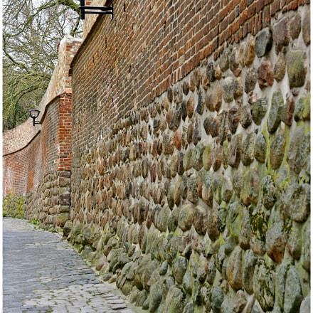 Stadtmauer, Pentax *IST DS, Sigma DL-II 35-80mm F4-5.6
