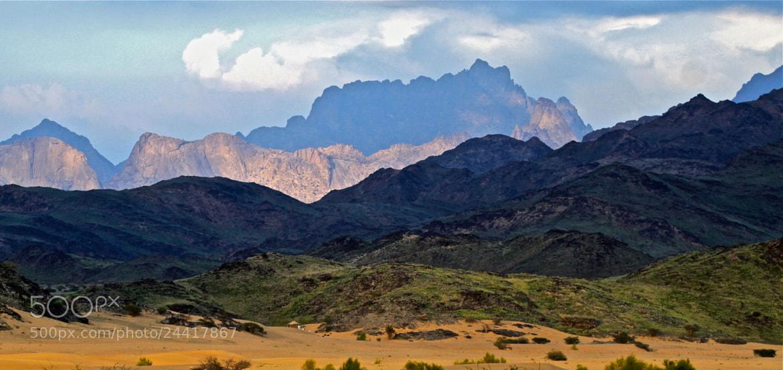 Photograph  desert in Saudi Arabia by Ahmed alharbi on 500px