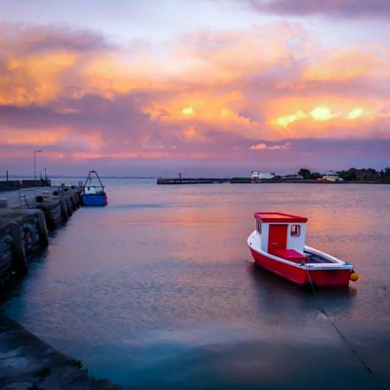 SunsetKingCastle IMG, Canon POWERSHOT ELPH 110 HS