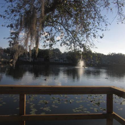 Pond, Canon POWERSHOT SX600 HS