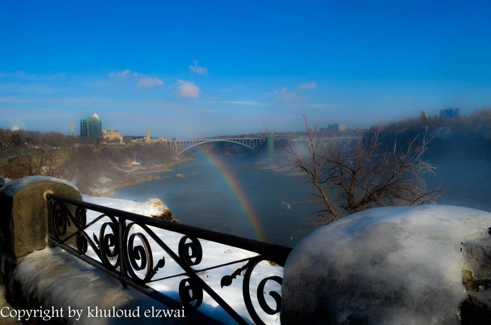 Photograph rainbow  by Khuloud Elzwai on 500px