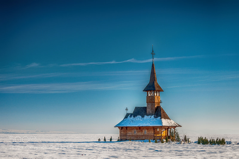 Photograph Travelers Church by MARIAN Gabriel Constantin on 500px