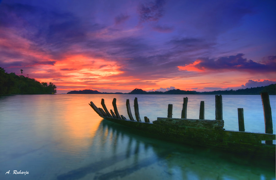 Wreck by Anton Raharja on 500px.com