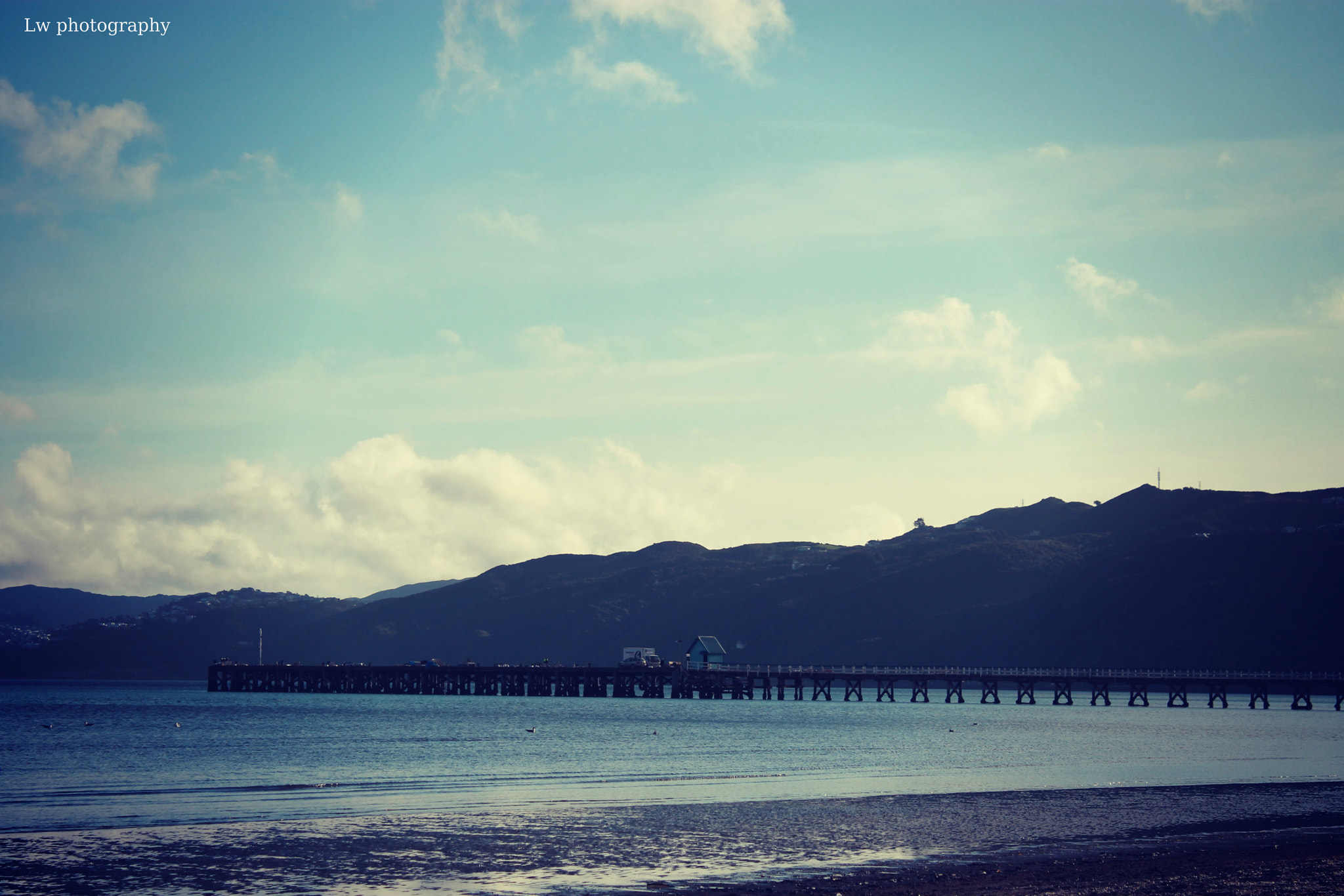 Photograph Petone Wharf by Lily Wright on 500px