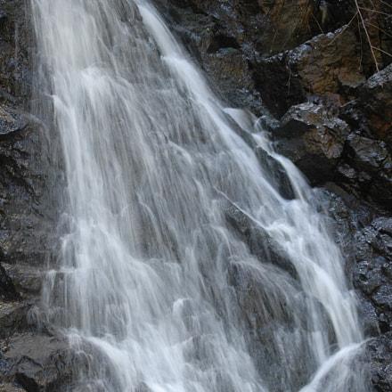 Water Cascade, Nikon D70, Sigma 55-200mm F4-5.6 DC