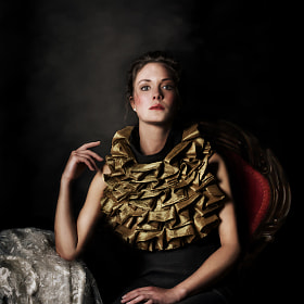 Baroque Portrait by Hugo Castro (HugoCastrophoto)) on 500px.com