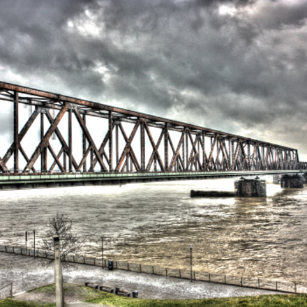 Brücke, Canon EOS 450D, Sigma 18-50mm f/2.8-4.5 DC OS HSM