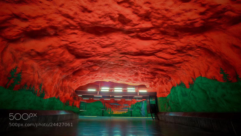 Photograph Under Ground by sriram tallapragada on 500px