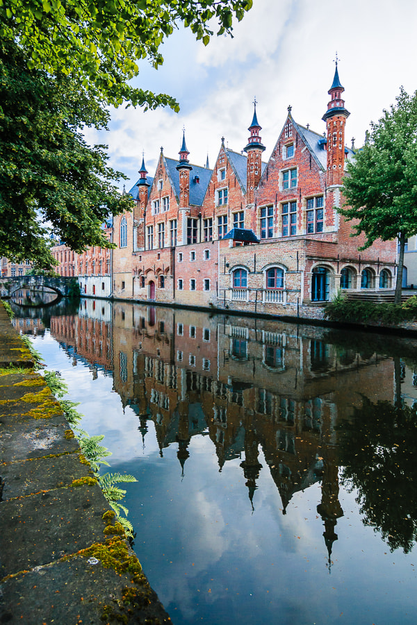 Photograph Brugge Reflections by Jose Agudo on 500px