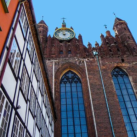 Gdansk Poland, Panasonic DMC-TZ15