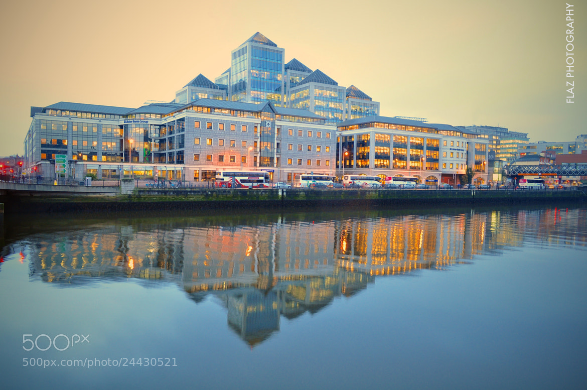 Photograph Ulster Bank Centre DUBLIN. by Florencia Azambuja on 500px