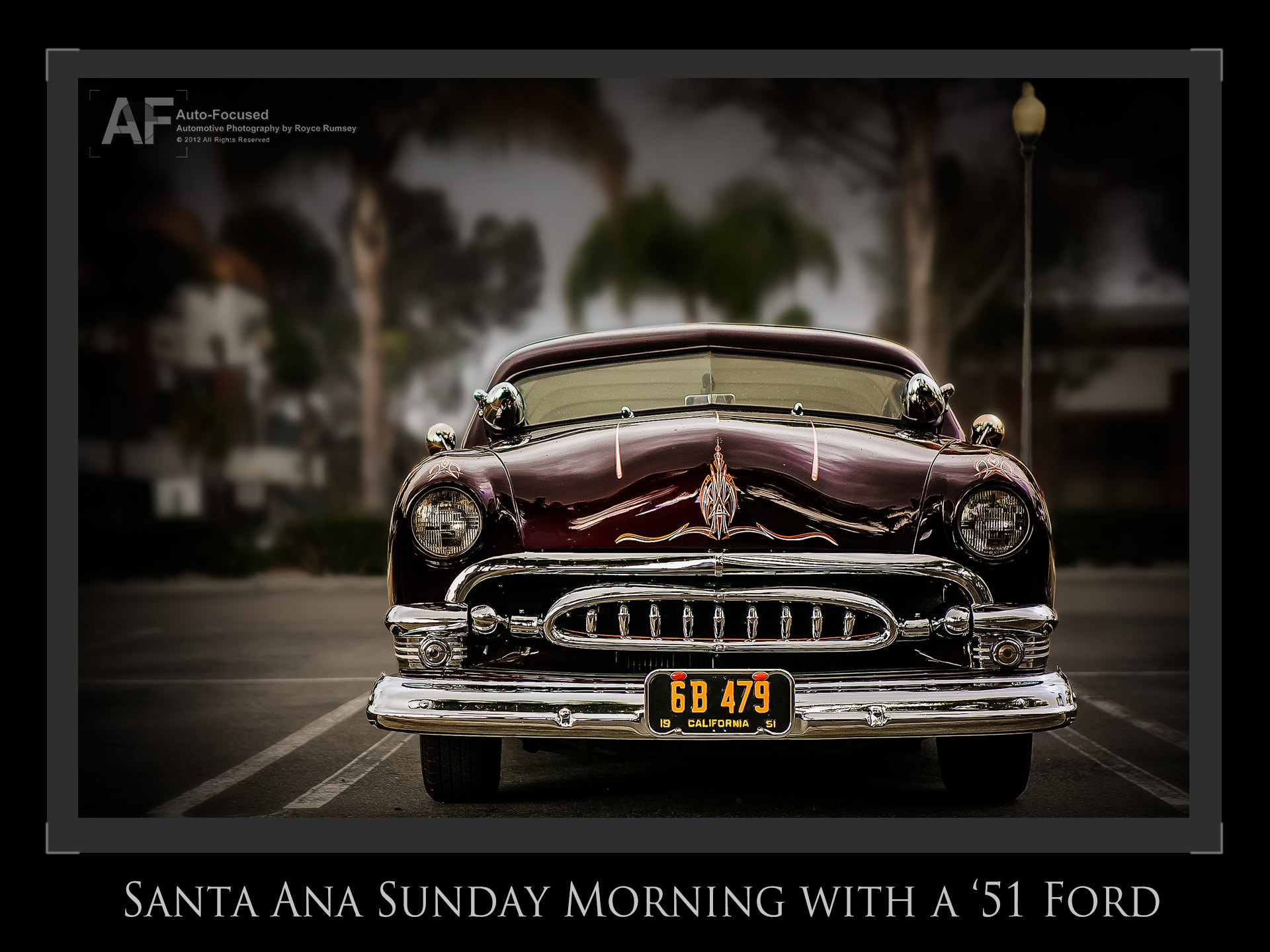 Photograph 51 Ford on an Early Sunday Morning in Santa Ana by Royce Rumsey on 500px