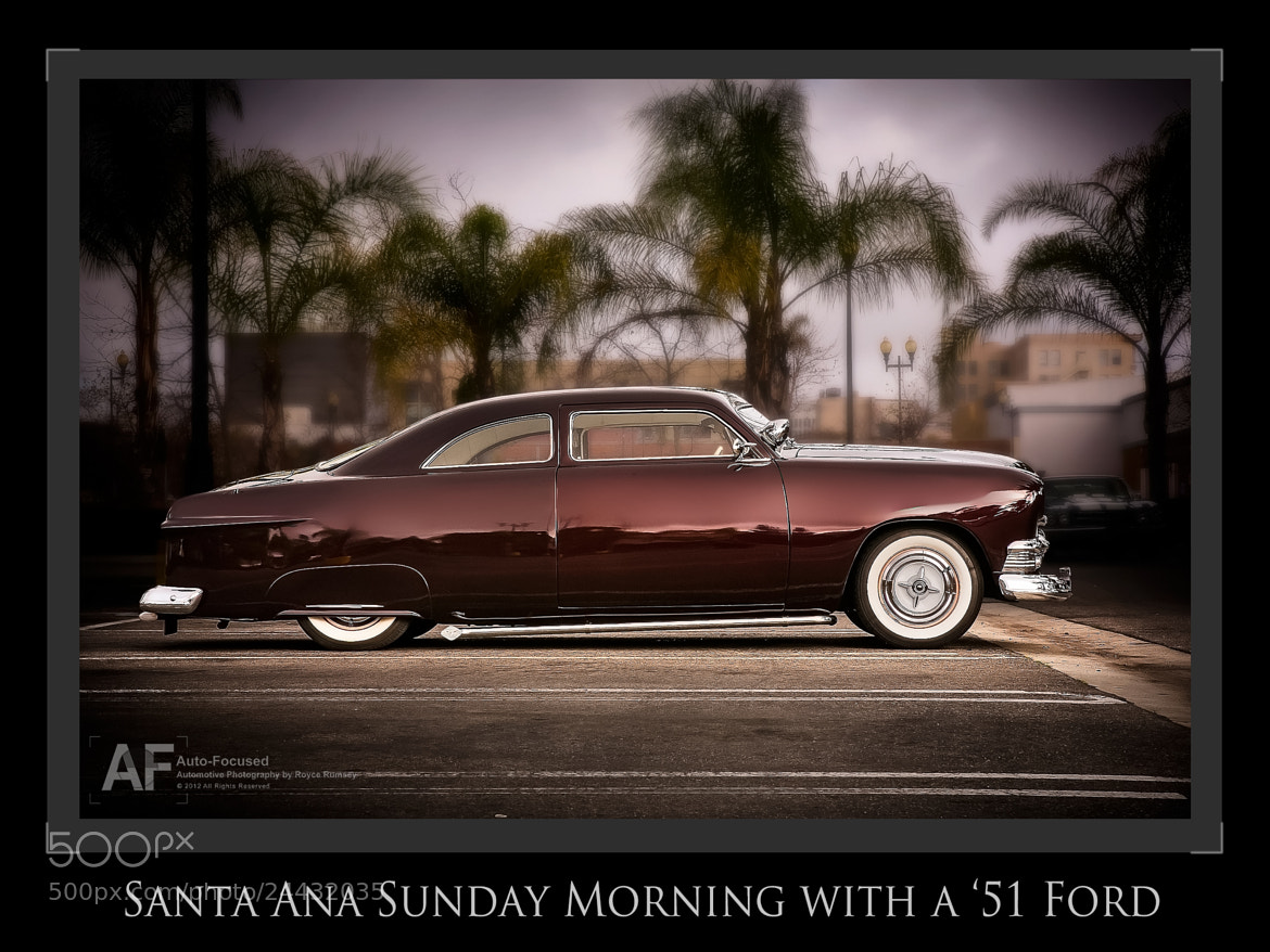 Photograph 51 Ford Profilin' in Santa Ana on Sunday Mornin' by Royce Rumsey on 500px