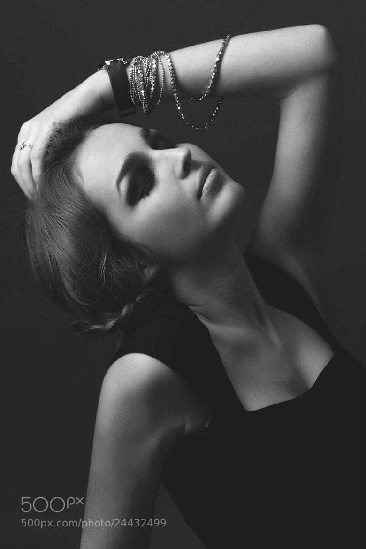 Photograph Anastasia by Marina Khadzhinova on 500px