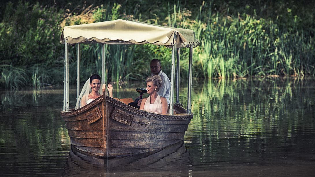 Photograph Romantic Boat by Michal MnB-Photography on 500px